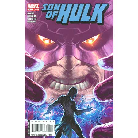 Son Of Hulk #17