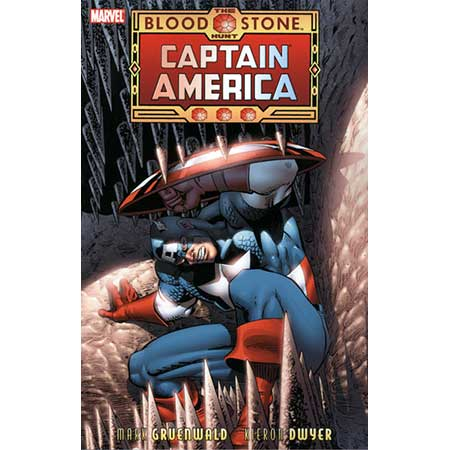 Captain America Bloodstone Hunt