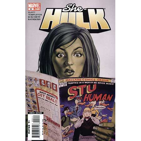 She-Hulk Vol 4 #20