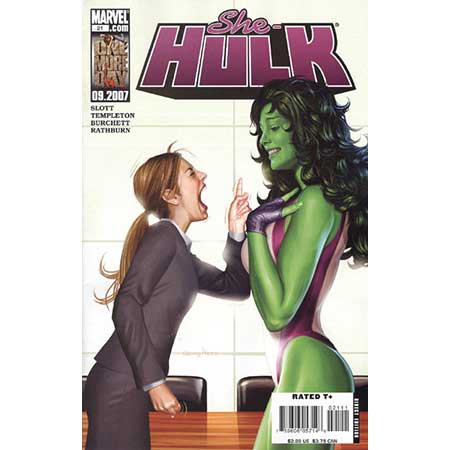 She-Hulk Vol 4 #21
