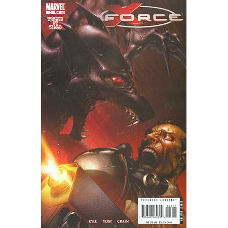 X-Force Vol 3 #03