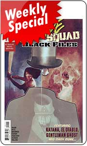Suicide Squad Black Files #1