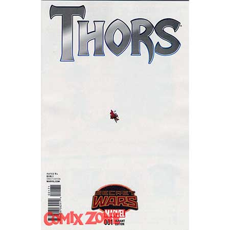 Thors #1 Ant Sized 1:15 Variant