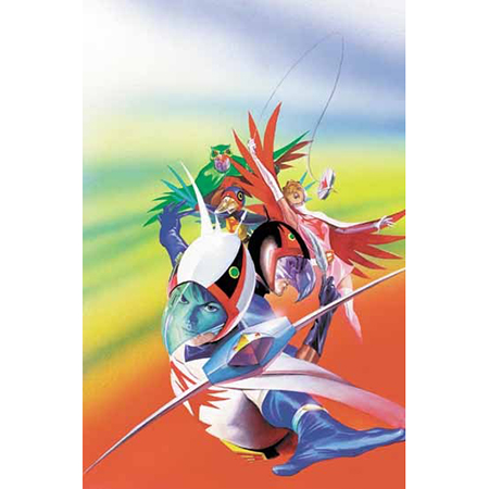 Battle Of The Planets Poster