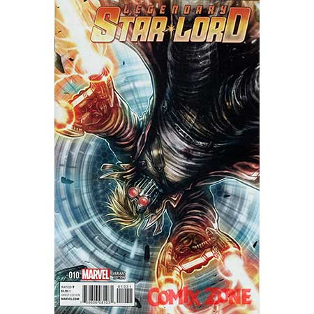 Legendary Star Lord #10 Women of Marvel Variant