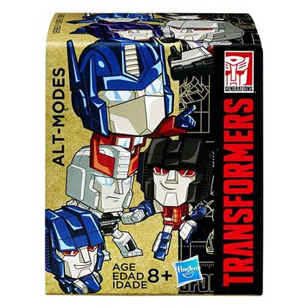 Transformers Generations Alt-Modes Series 1 Mystery Pack