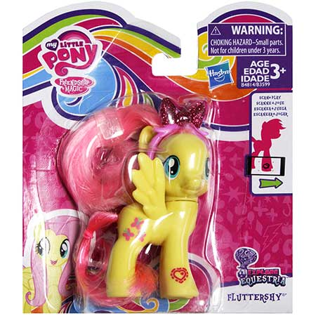 My Little Pony Explore Equestria Fluttershy