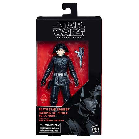 Star Wars The Black Series Death Star Trooper 6-inch Figure