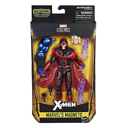 Marvel X-Men 6-inch Legends Series Magneto