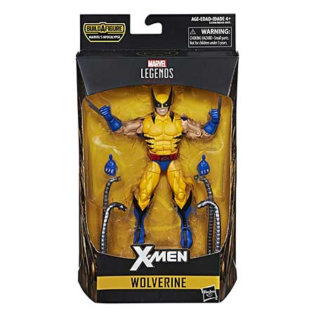 Marvel X-Men 6-inch Legends Series Wolve