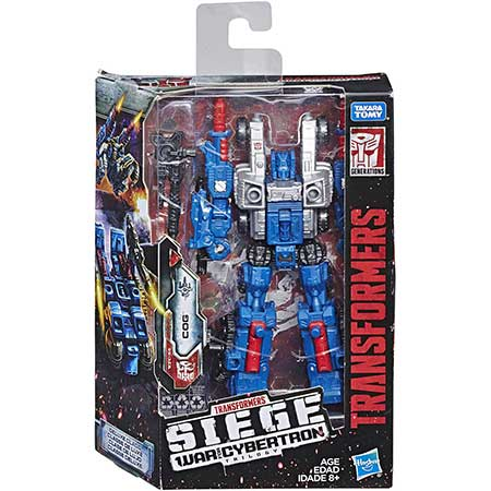 Transformers Generations War for Cybertron Deluxe Cog Action Figure