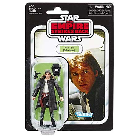 Star Wars The Vintage Collection The Empire Strikes Back Han Solo 3.75