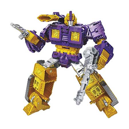 Transformers Generations Siege Deluxe Impactor Action Figure