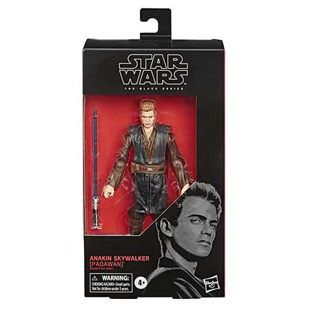 Star Wars Black Series Anakin Skywalker Figure