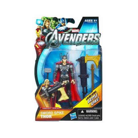 Avengers Sword Spike Thor Action Figure