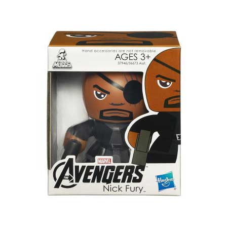 Avengers Mini Mighty Mugg Nick Fury