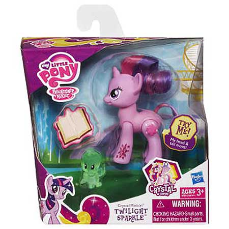 My Little Pony Crystal Motion Twilight Sparkle