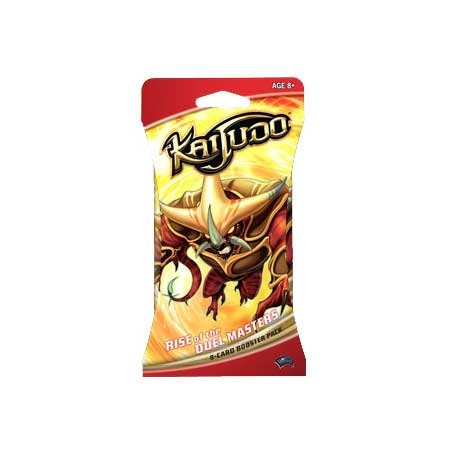 Kaijudo Rise of the Duel Masters Booster