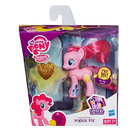 My Little Pony Deluxe Crystal Motion Pinky Pie