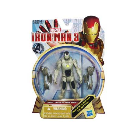 Iron Man 3 Ghost Armor Iron Man Action Figure