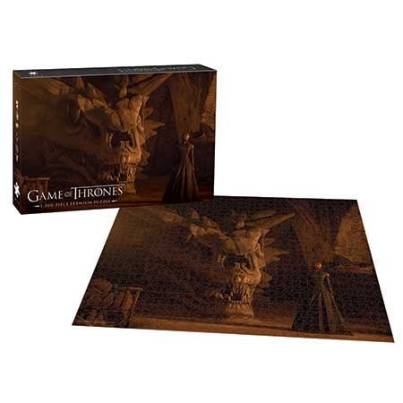 Game of Thrones Balerion the Black Dread Premium Puzzle