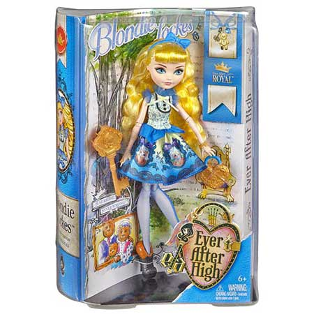 Ever After High Royal Blondie Lockes Doll