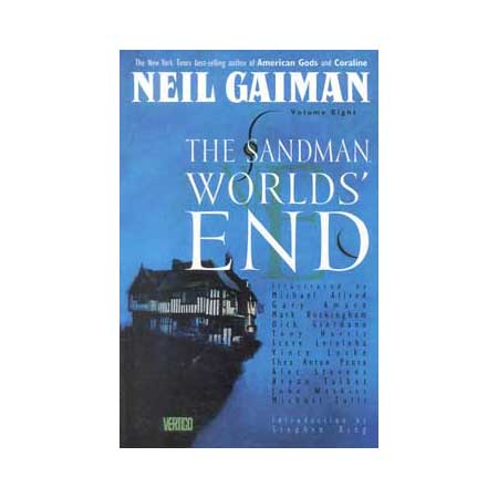 Sandman Vol 08: Worlds' End