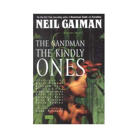 Sandman Vol 09: The Kindly Ones