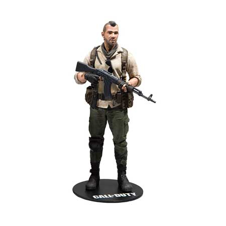 Call  Of Duty Soap Action Figure