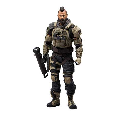 Call  Of Duty Ruin Action Figure