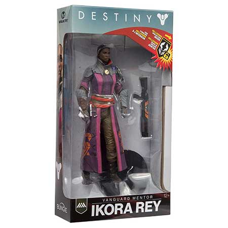 Destiny 2 Ikora Rey Collectible Action Figure