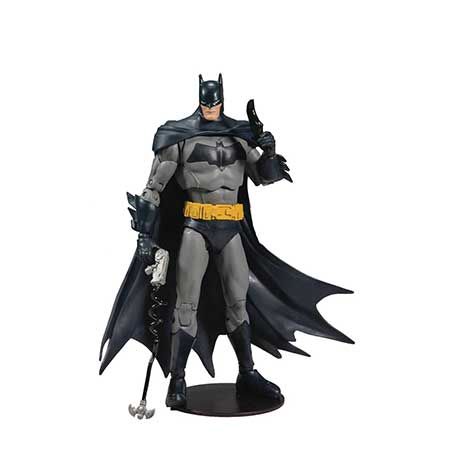DC Batman Superman Modern Batman Action Figure