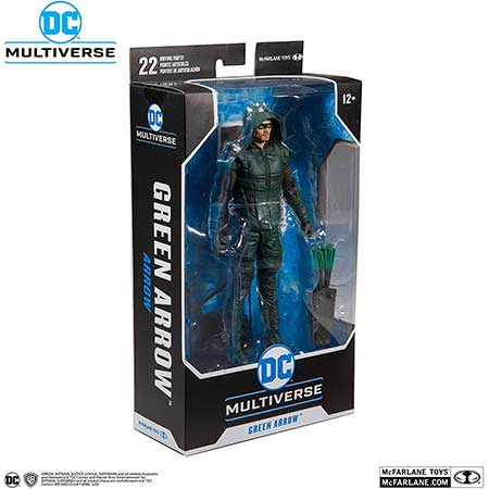 DC Multiverse Green Arrow Action Figure