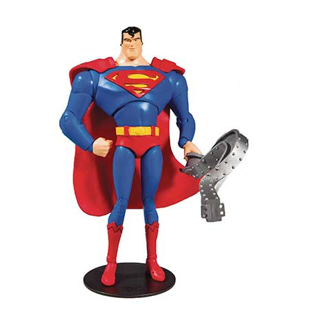 DC Animated Superman Action Figure
