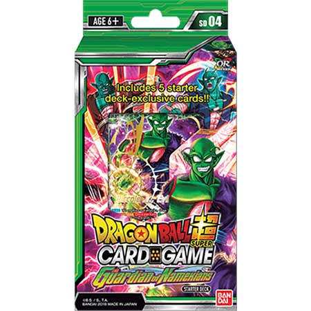 Dragon Ball Guardian of Namekians Starter Deck