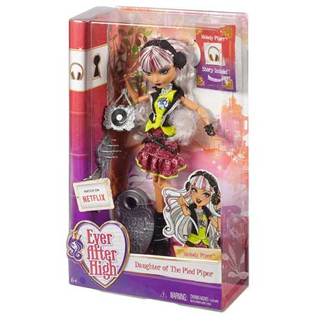 Ever After High Melody Piper Doll