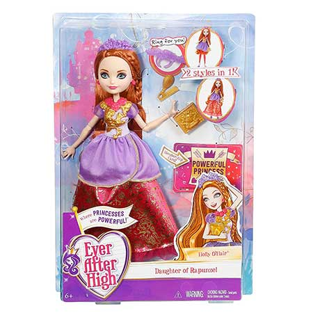 Ever After High Powerful Princess Doll - Tribe Holly