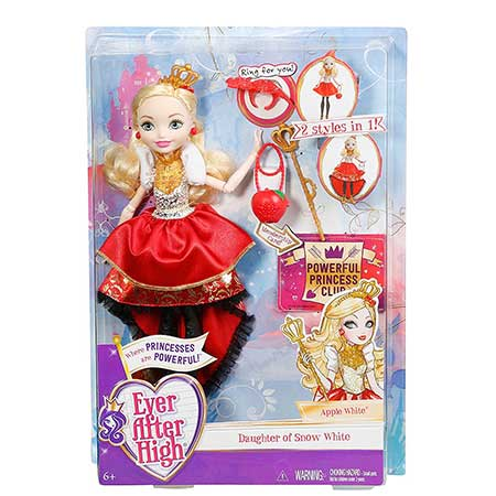 Ever After High Powerful Princess Doll - Tribe Apple