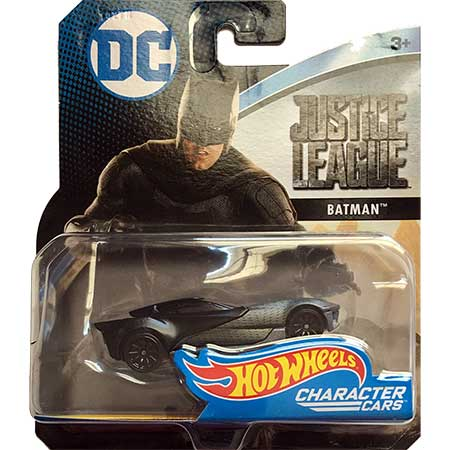 DC Hot Wheels Justice League Batman