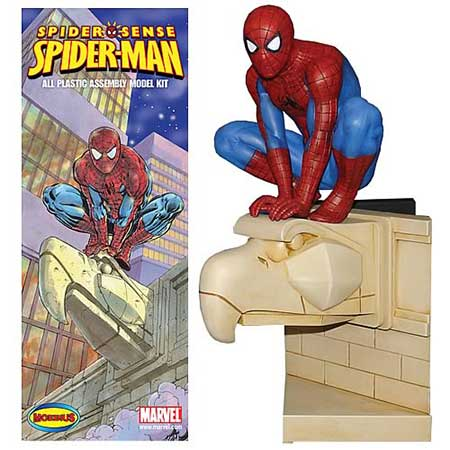 Spider-Man 1/8 Scale Model Kit