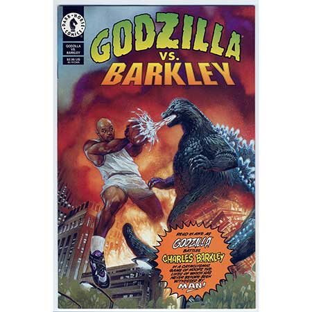 Gozilla Vs Barkley