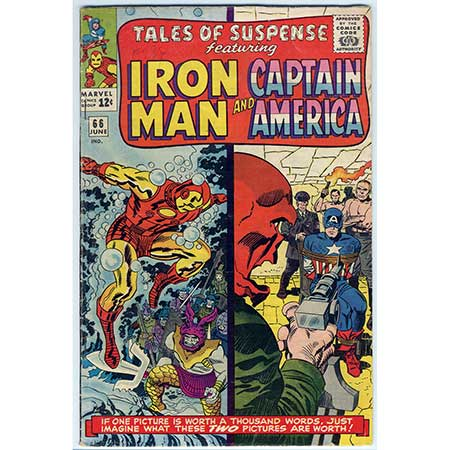 Tales Of Suspense #66