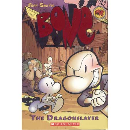 Bone Vol 4: Dragonslayer