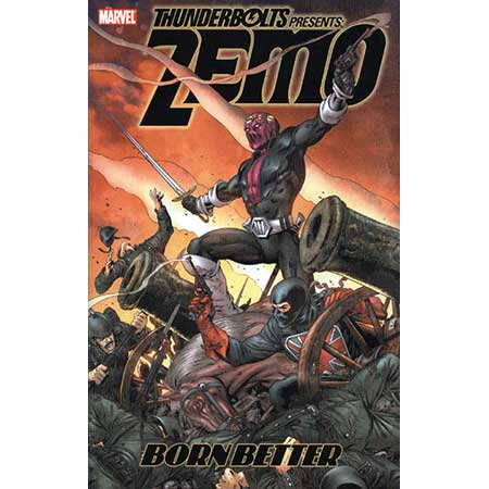 Thunderbolts Presents Zemo Born Better