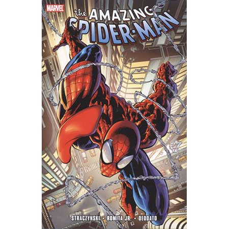 Amazing Spider-Man By JMS Ultimate Collection Book 3