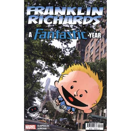 franklin richards fantastic year 1 marvel comics comixzone com