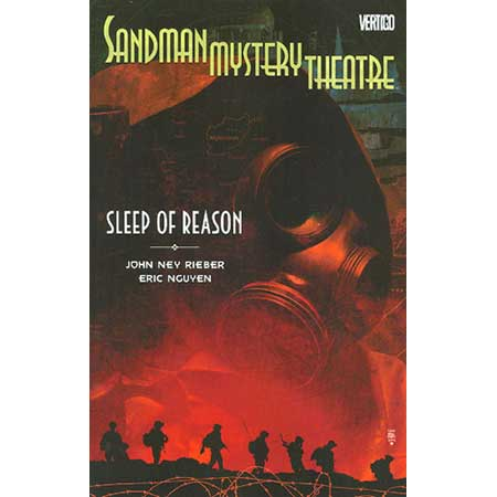 Sandman Mystery Theatre: Sleep Of Reason