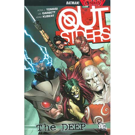 Outsiders The Deep Tp