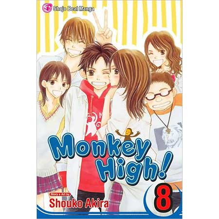 Monkey High Vol 8