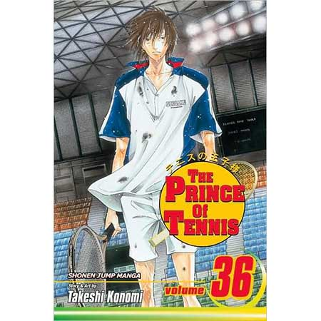 Prince Of Tennis Vol 36